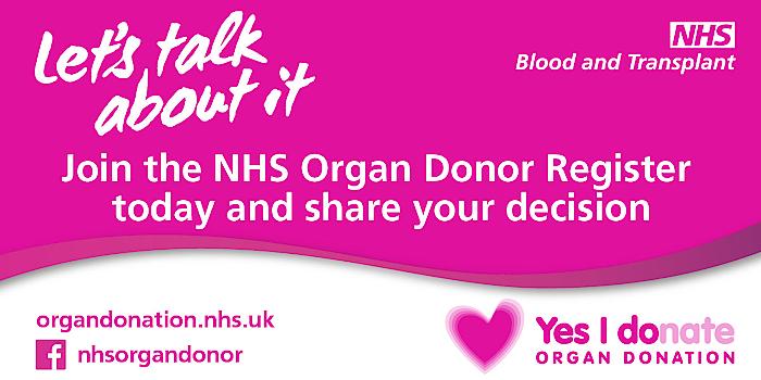 Organ donation register