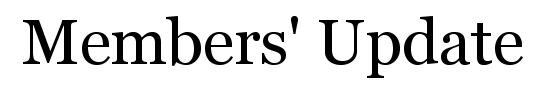 Members' Update Logo